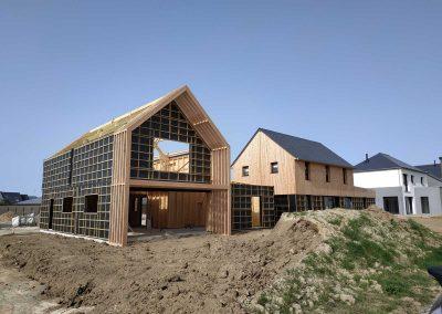 Maison ossature bois – Beaussais-sur-Mer (22)